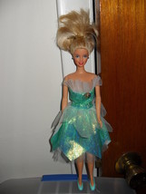 Barbie Doll Wearing Dress and Matching Shoes - $5.99