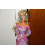 Barbie Wearing Purple Dress & High Heels - $5.99