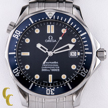 Omega Seamaster Professional Chronometer Men's Automatic SS Watch James ... - $3,564.00