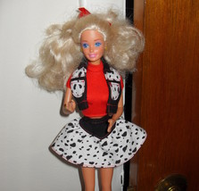 Barbie Doll In Outfit - $5.99