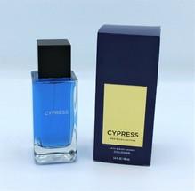 Bath & Body Works Cypress For Men Cologne 3.4 oz in box - $23.90