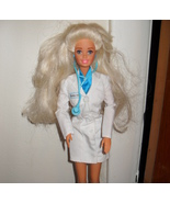 Barbie Doctor Talking Doll - $5.99