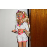 Rollerblade Barbie Doll - $5.99