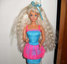 Barbie Doll Wearing Outfit & High Heels!!    Very Nice!! - $5.99
