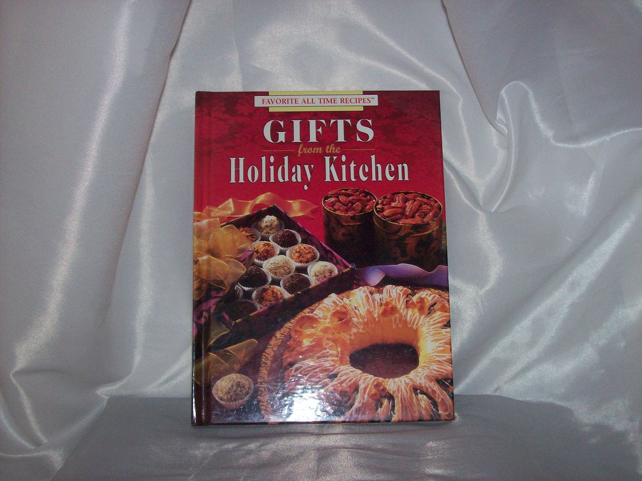 Gifts From The Holiday Kitchens Cookbook Bonanza