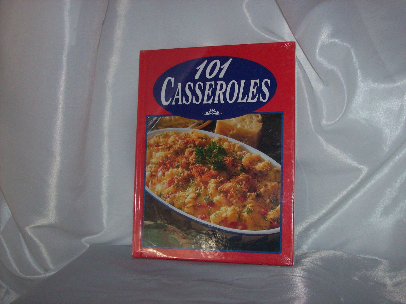 101 Casserole Recipe Cookbook Bonanza