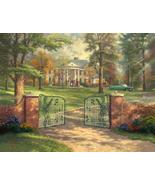 Thomas Kinkade Graceland, 50th Anniversary - $1,210.00