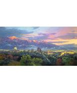 Thomas Kinkade Salt Lake: City of Lights - $1,555.00