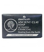 Charcoal soap 6oz 500x554 thumbtall