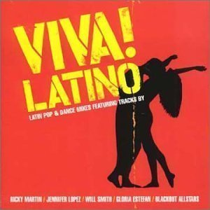 Viva Latino Cd Latin Pop & Dance Remixes Various Artists Ricky Martin Chayanne