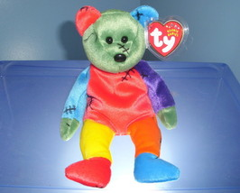 Frankenteddy TY Beanie Baby MWMT 2001 (2nd one) - $5.99