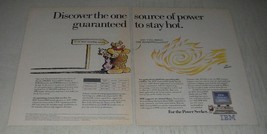 1991 IBM RISC System/6000 Family computers Ad - Discover the one source - $14.99