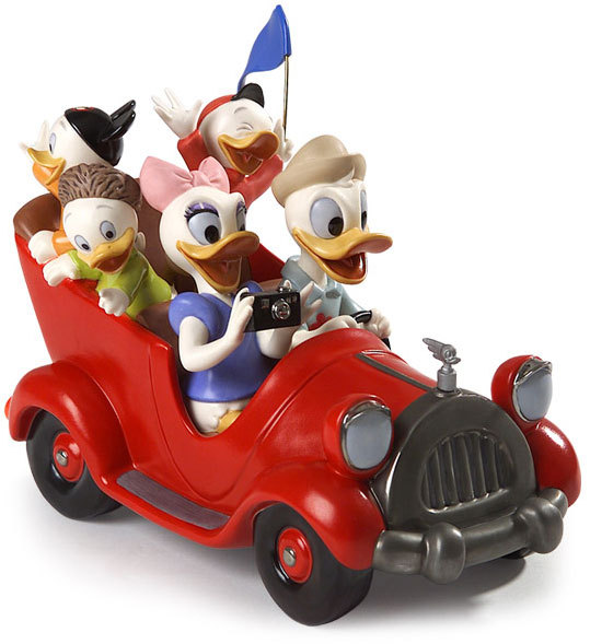 Primary image for Walt Disney Classics Collection Donald Duck, Daisy and Nephe