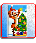 TIGGER WINNIE THE POOH LIGHT SWITCH COVER WALL PLATE SN - $9.99