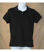 M Lilly Puliltzer Stretch Pima Polo Shrunken Fi... - $19.99