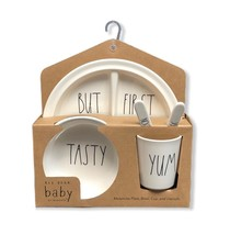 Rae Dunn Baby 5 Piece Gift Set Yum -Tasty - $35.99