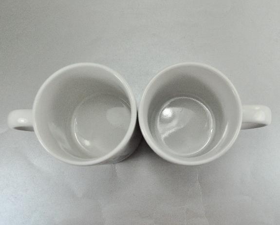 Nabisco How Do you eat an Oreo Pair of Coffee Mug Cups