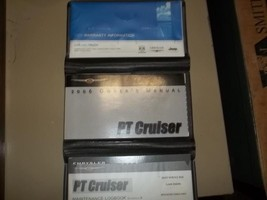 Owners Manual OEM With Case For 2006 Chrysler Pt Cruiser 551322 - $40.04