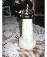 Old Spice Lighthouse Decanter-Glass-1960's - $8.00