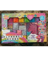 Just My Style, Alphabet Beads Bracelet making studio. 3000+ premium Beads  - $24.74