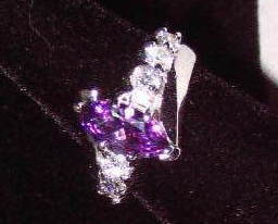 Haunted Amethyst Ring - Spiritual Spell