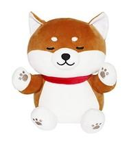 Ezen Creation Mochi Honey Sleep Shiba Inu Stuffed Animal Dog Plush Toy Doll