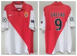 Jersey / Shirt AS Monaco 2014-2015 Falcao Garcia 9 - Nike - Match Version - $250.00