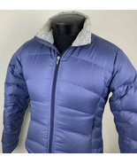 Patagonia Jacket Goose Down Puffer Coat Women's Small Ski Purple Winter - $119.99