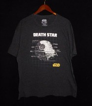 STAR WARS DEATH STAR T SHIRT men black 2XL - $14.81