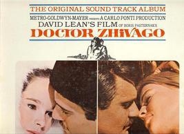 DOCTOR SHIVAGO,THE ORIGINAL SOUND TRACK ALBUM, 1966, MGM image 1