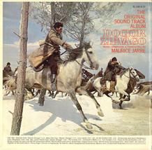 DOCTOR SHIVAGO,THE ORIGINAL SOUND TRACK ALBUM, 1966, MGM image 2