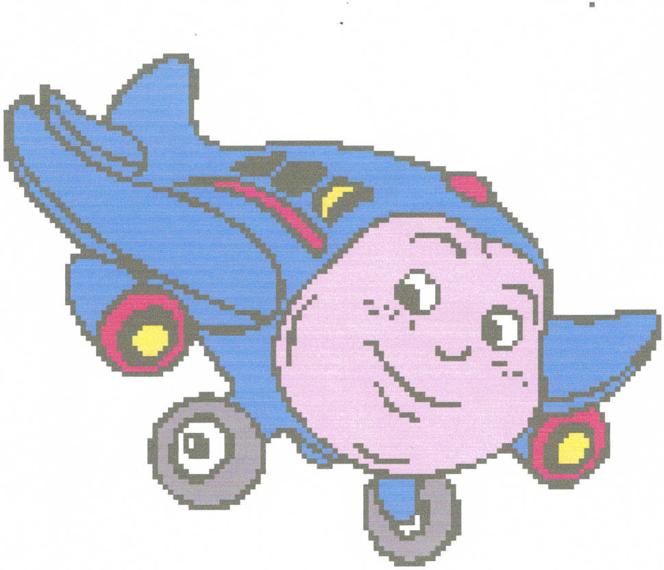 Jayjay the jet plane