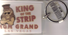 King of The Strip MGM KEYCHAIN, Vintage - $4.95
