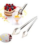 Chocolate Mold Spoon Cake Pastry Baking Decorating Tool Stainless Steel ... - $8.99