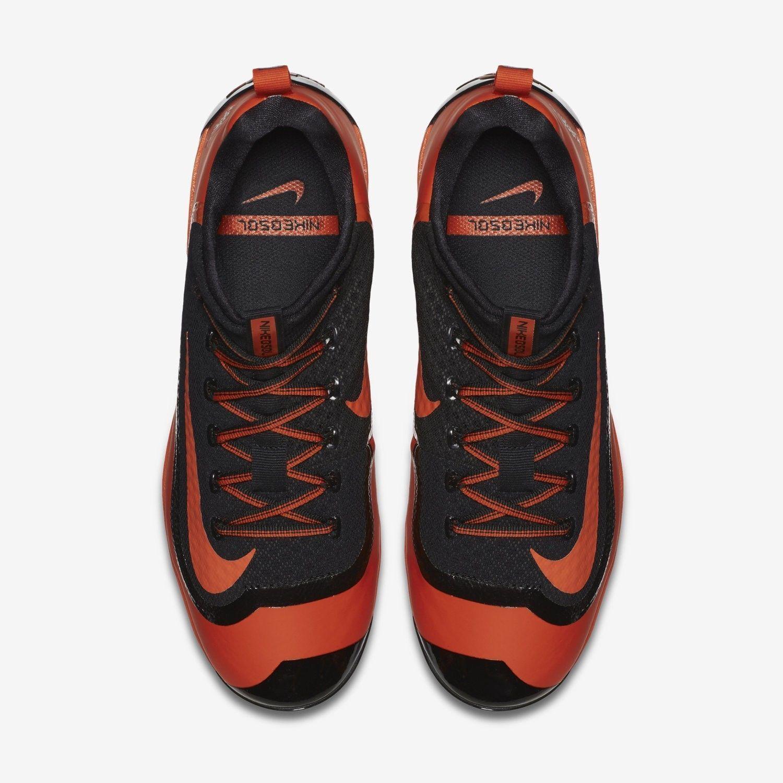 Nike Air Huarache 2K Filth Elite Low Baseball 807129-080,Orange//Black,Men/'s 8-13