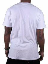 WeSC Uomo We Are Superlative Conspiracy Bianco Rosa Cane Bzzzt Tuono T-Shirt Nwt image 3