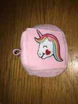 * Kids Adults glasses cloth reusable washable surgery strabismus patch PINK - $9.89