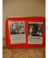Kodak memories collection tin - $10.95