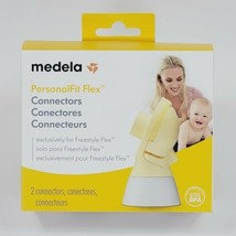 Medela PersonalFit Flex Connectors (Box Contains 2 Connectors) - NEW & S... - $14.99