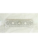 Elegant Antique P.S.Co Edwardian Filigree Bar B... - $39.95