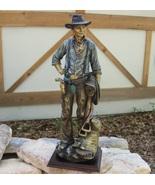 Western Cowboy Statue Ranch Hand - $22.50