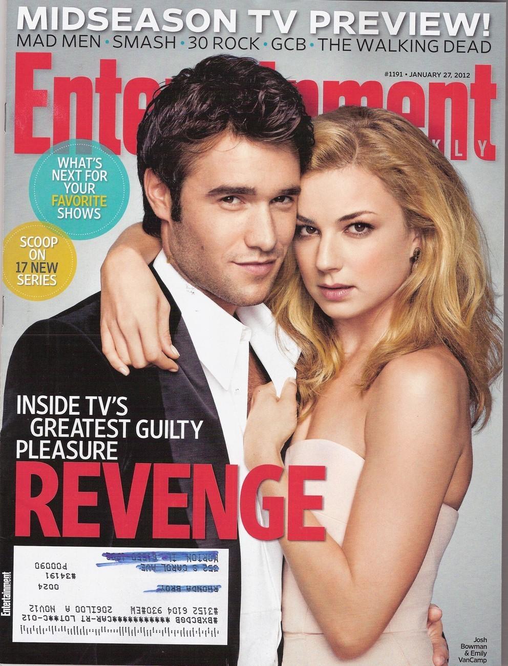 Entertainmentweekly jan. 27 2012