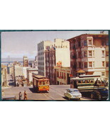 Mike Roberts, Kodachrome Postcard, San Francisco Cable car v - $6.00