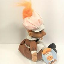 "RUSS Female ""Troll Pilgrim"" Thanksgiving Soft Bodied Doll  - NWT! - $14.80"