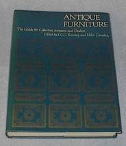 Reference Book Antique Furniture Guide for Collectors Dealers 1969 - $35.00