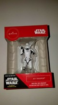 Hallmark ornament disney star wars jet trooper new in box christmas decor - $20.95