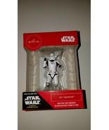 Hallmark ornament disney star wars jet trooper new in box christmas decor - $20.95