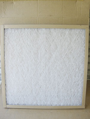 "Primary image for DUSTSTOP AIR FILTERS (24"" x 24"" x 1"") FULL BOX of 12 ~ NEW!"