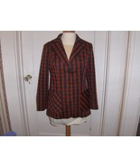 Jan Celete ltd. Womans Blazer Size 10 Machine Washable - $10.00
