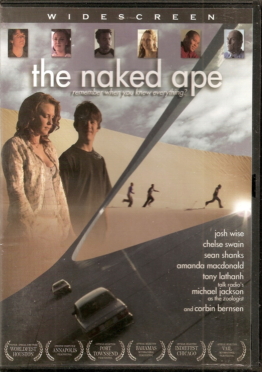 DVD--The Naked Ape
